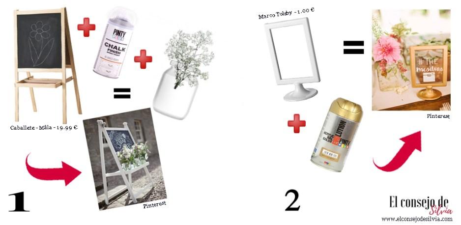 Ideas para decorar tu boda con IKEA - 2