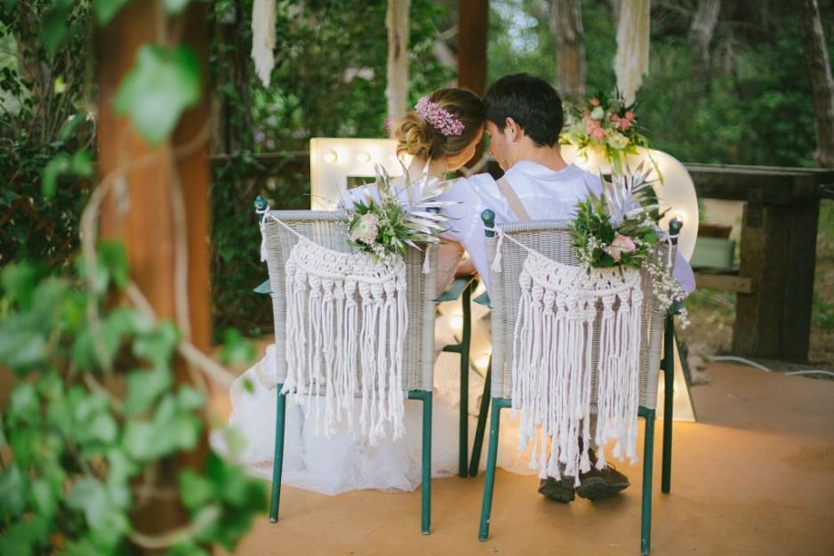 Decora tu boda con Macrame 11