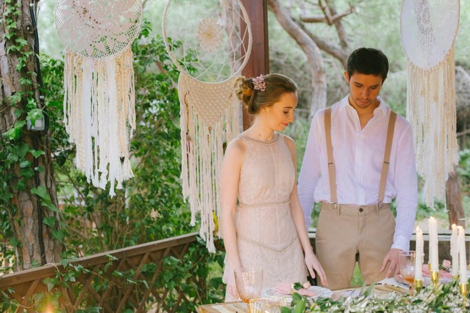 Decora tu boda con Macrame 4