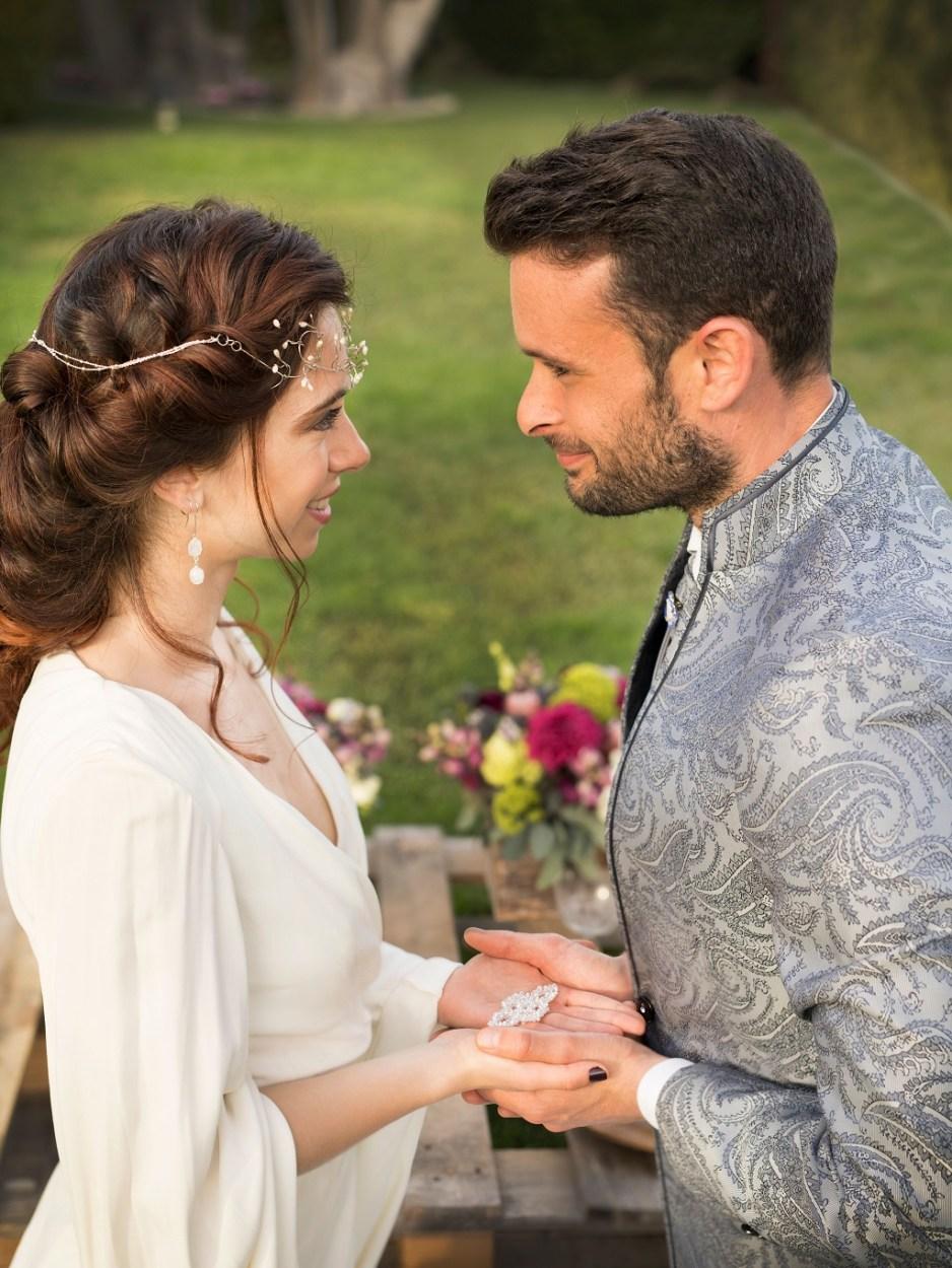 La importancia de elegir el estilo de vuestra boda y crear un hilo conductor 12