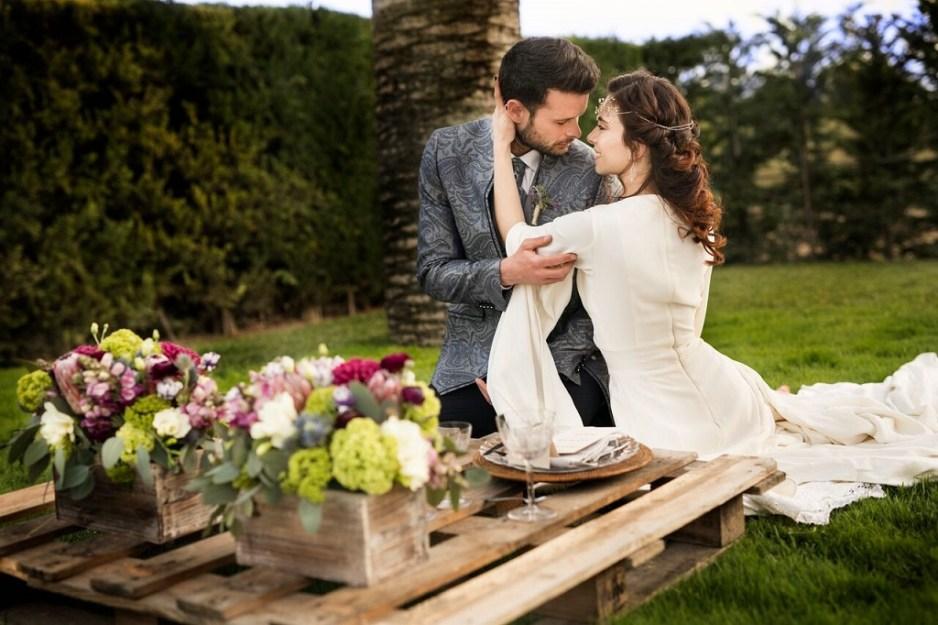 La importancia de elegir el estilo de vuestra boda y crear un hilo conductor 14