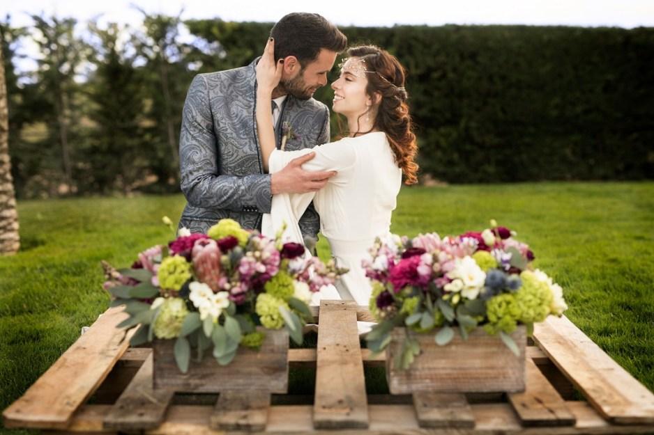 La importancia de elegir el estilo de vuestra boda y crear un hilo conductor 3