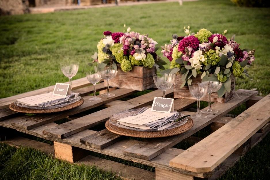 La importancia de elegir el estilo de vuestra boda y crear un hilo conductor 5