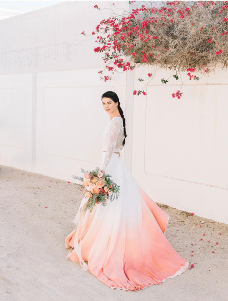 Decora tu boda con living coral