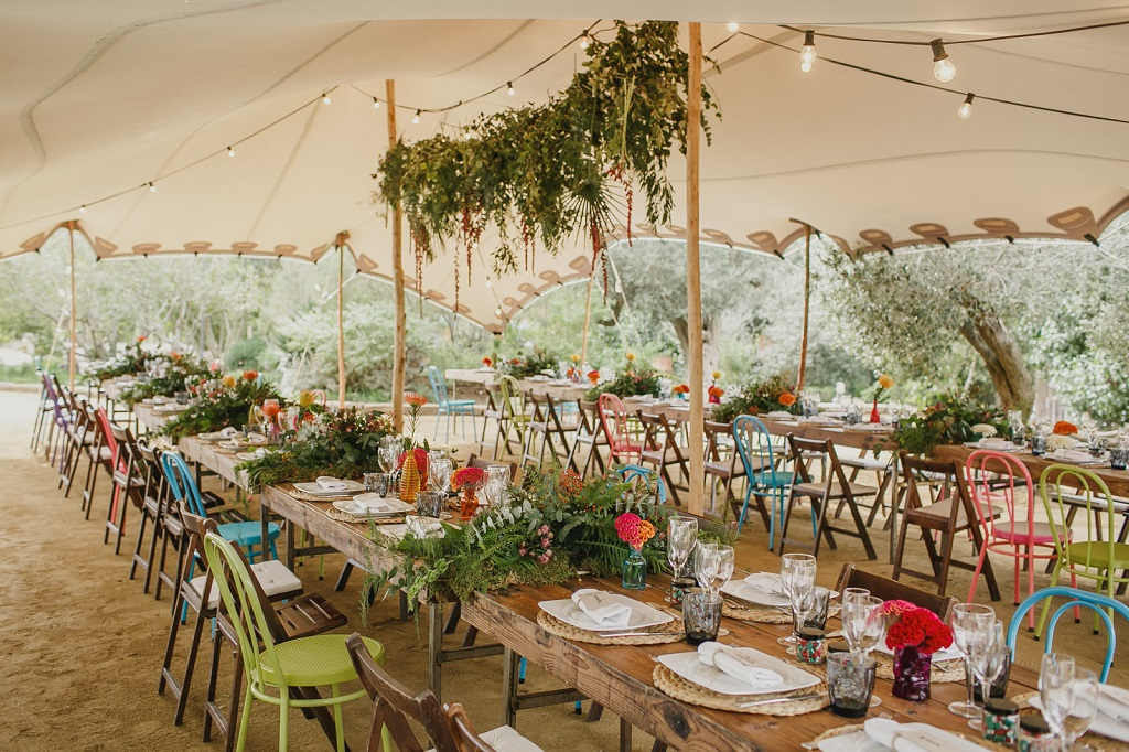 ideas para decorar las mesas de la boda- wedding planner pontevedra