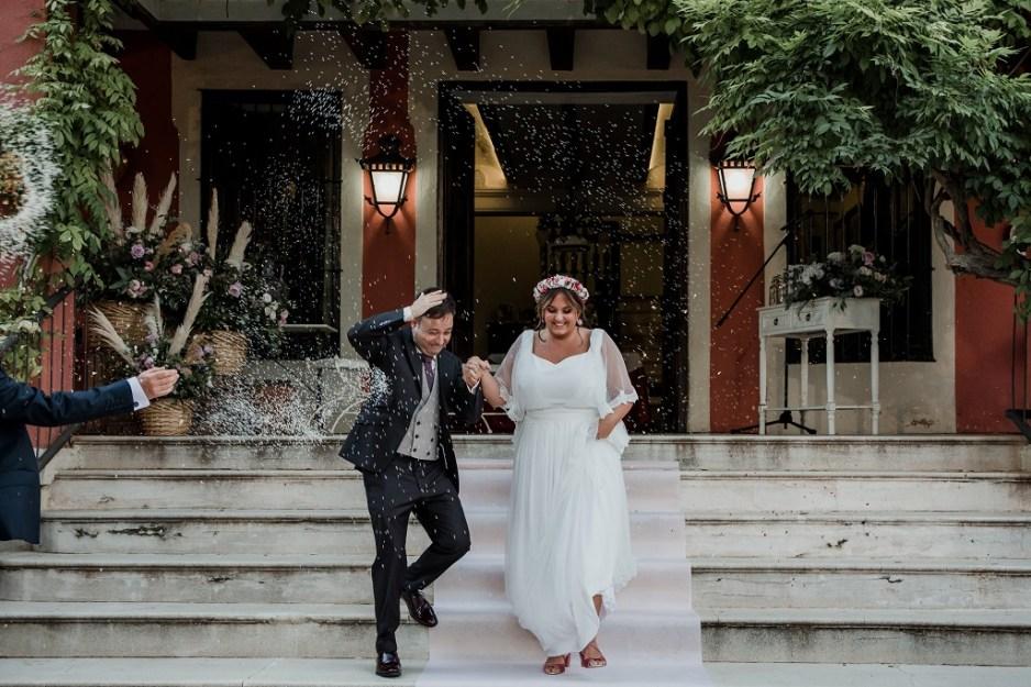 Ceremonia romántica vintage 4