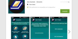 app conta503, contabilidad el salvador, contabilidad financiera el salvador, app niif para pymes