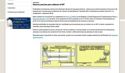 precio del NIT 2017, como sacar el NIT, Solicitar el NIT el Salvador