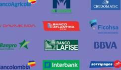 banco davivienda, banco promerica, banco de america central, banco azul, banco citi, bancos salvadoreños