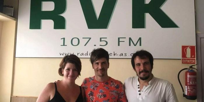 Audio de la entrevista a Rodrigo Soler en Radio Vallekas (septiembre 2018)