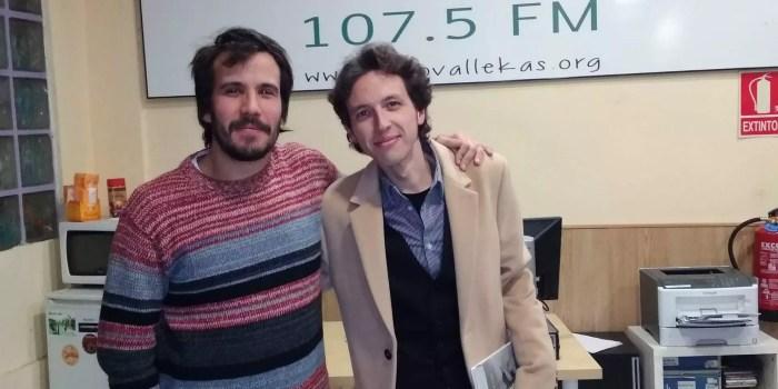 Audio del programa #129 -El corazón al viento en Radio Vallekas- con Santy Pérez (17 de enero 2019)