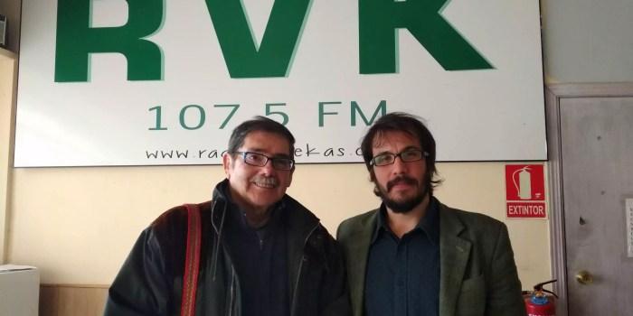 Audio de la entrevista a Kiri Escobar en Radio Vallekas (28 febrero 2019)