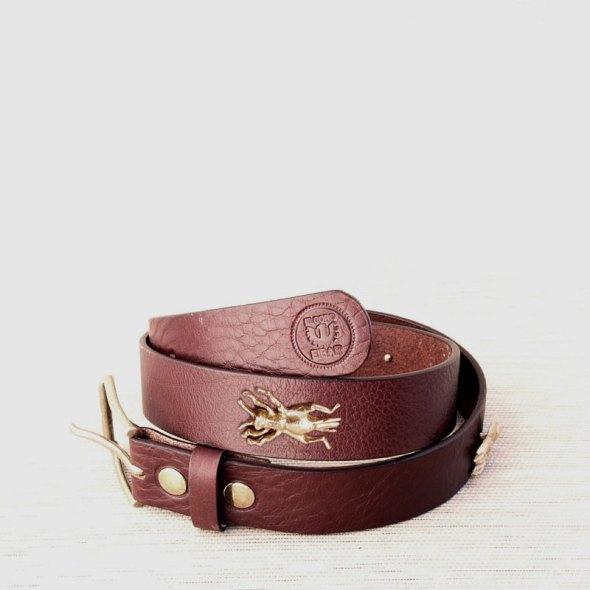 Cinturón marrón saltamontes