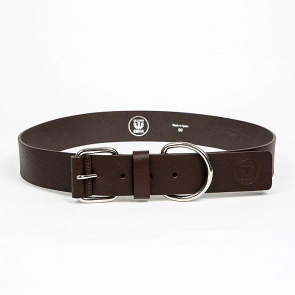 """""""Berlin"""" cinturón cuero marrón"""