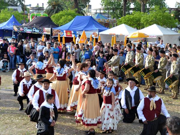Cronograma de la 14° Fiesta del Provinciano en Berisso