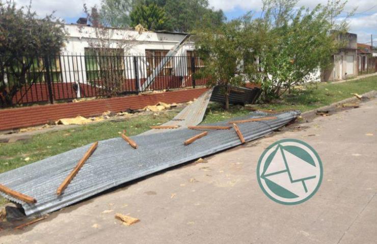 Acciones en Berisso ante el temporal del fin de semana 02