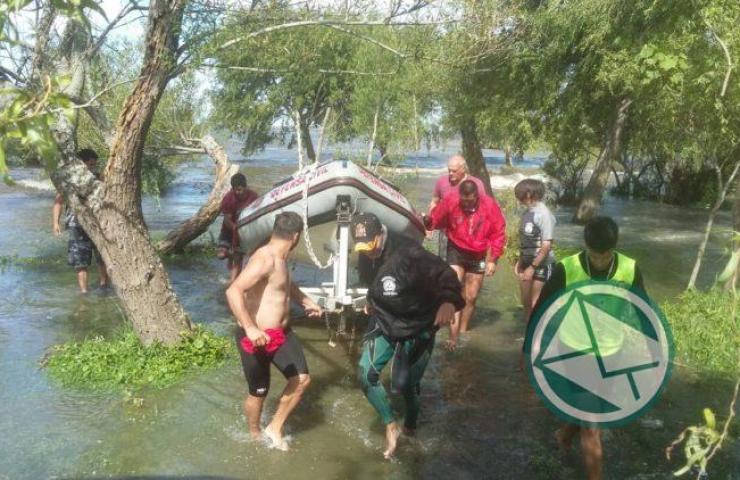 Acciones en Berisso ante el temporal del fin de semana 10