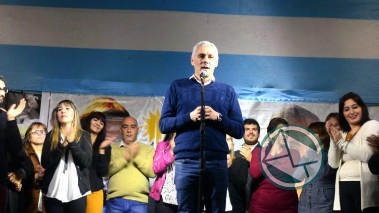 """Cagliardi: """"Hay que volver al Peronismo de base"""""""