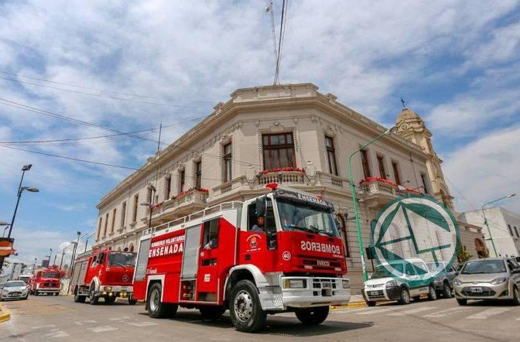 122 aniversario de bomberos Ensenada04