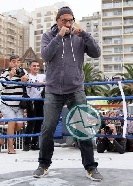 Boxeo solidario en Mar del Plata 05