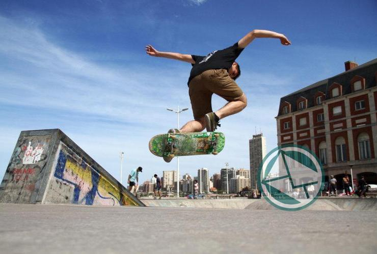 Bristol Skate Park 03