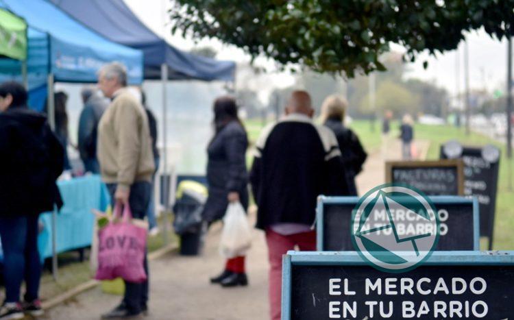 La Plata busca incluir más productores locales en 'El Mercado en tu barrio'