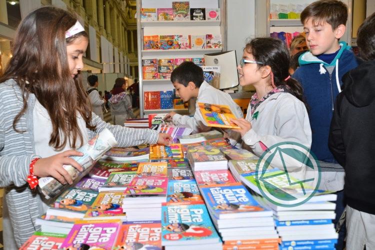 Vuelve la Feria del Libro Infantil y Juvenil a La Plata