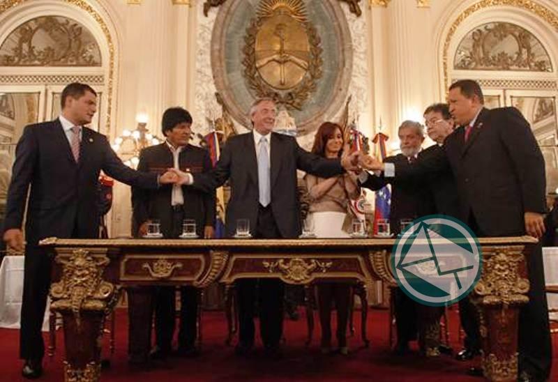 """Se constituyó un grupo de pensamiento y acción en política internacional llamado """"Mundo Sur"""""""