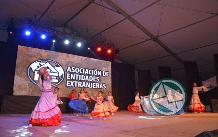 Fiesta Provincial del Inmigrante 2018 Berisso 14