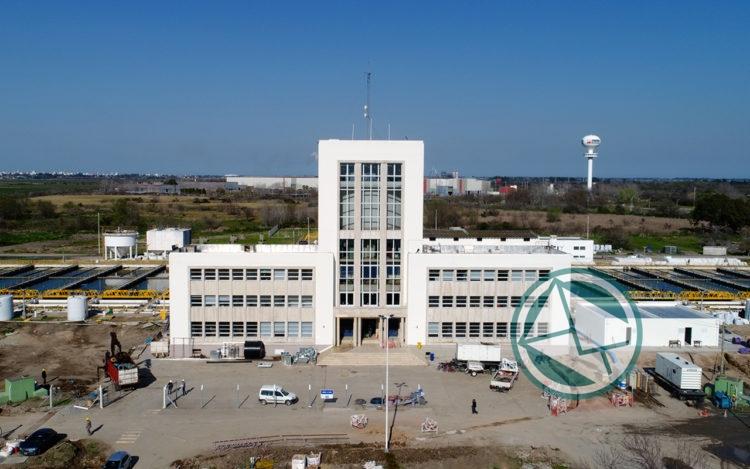 Por trabajo en la Planta Potabilizadora de ABSA en Punta Lara este miércoles faltará el agua en la región