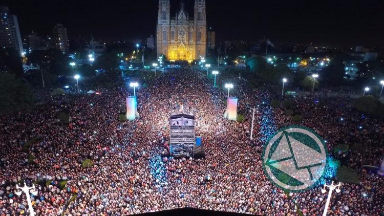 Convocatoria de bandas locales para tocar en el aniversario de La Plata