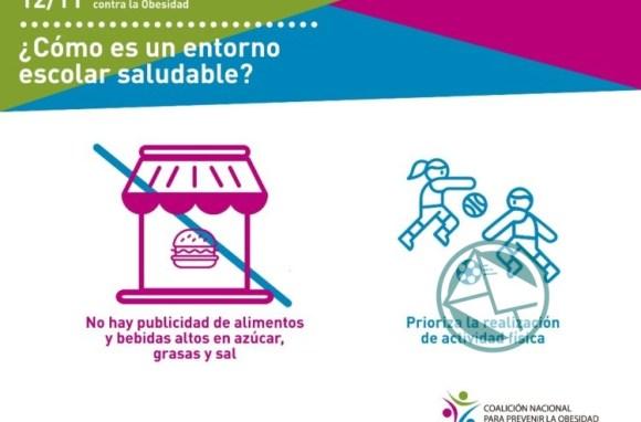 Coalición para la Prevención de la Obesidad Infantil en NNyA 2