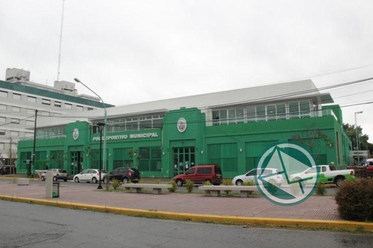 Se inaugura el primer piso del Polideportivo Municipal de Ensenada