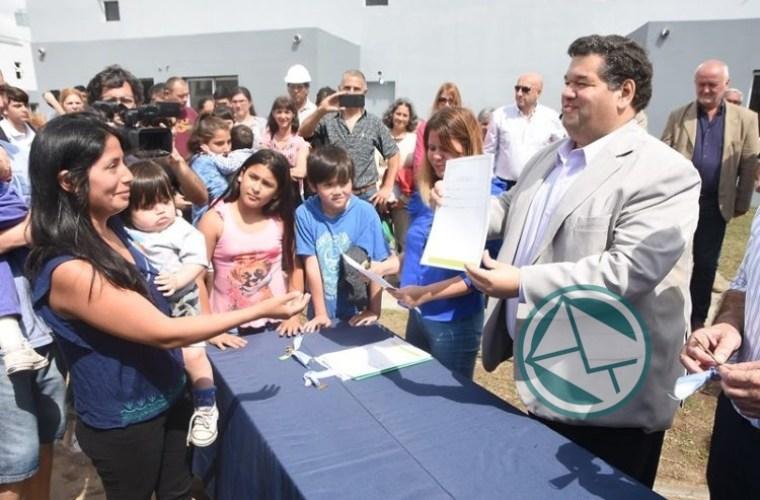 45 viviendas adjudicatarias en Villa Progreso 01