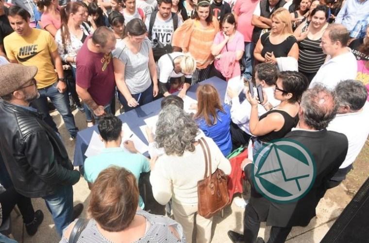 45 viviendas adjudicatarias en Villa Progreso 07