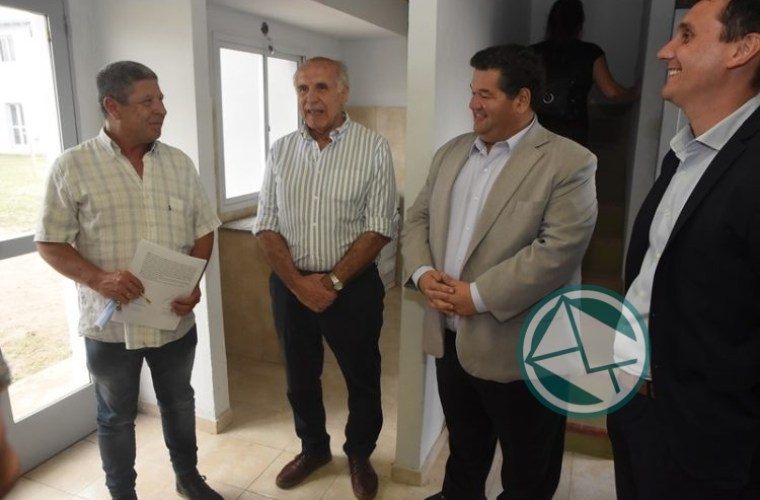 45 viviendas adjudicatarias en Villa Progreso 11