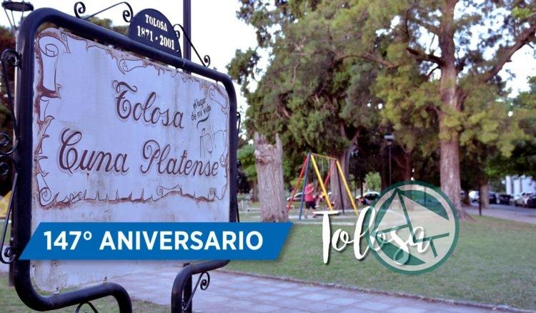 Se celebrará el 147° Aniversario de Tolosa