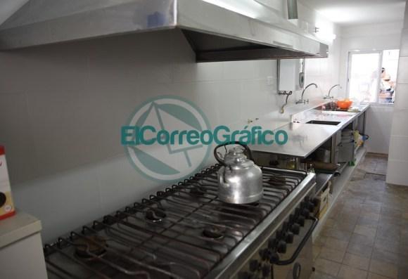 Inauguración de la cocina del Centro Educativo Complementario N° 801 03