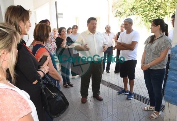 Inauguración de la cocina del Centro Educativo Complementario N° 801 04