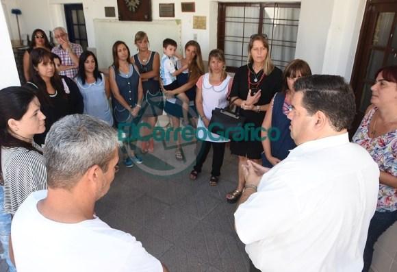 Inauguración de la cocina del Centro Educativo Complementario N° 801 05