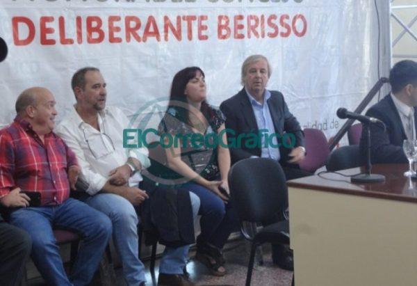 Nedela hizo hincapié en sus 38 meses de gestión en el discurso inaugural del Concejo Deliberante 02