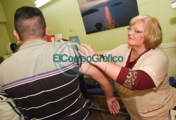 En Berisso se inició la Campaña de Vacunación Antigripal 2019 02