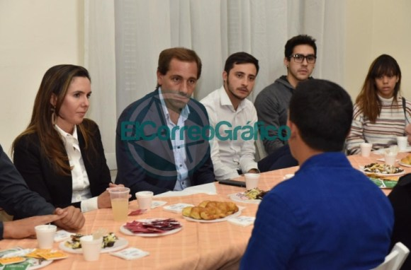 Garro recibió a la Embajadora de Venezuela puesta en función por Guaidó 04