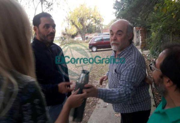 Mincarelli caminó con su propuesta electoral por El Camen 04