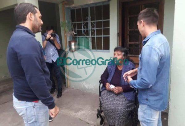Mincarelli caminó con su propuesta electoral por El Camen 08