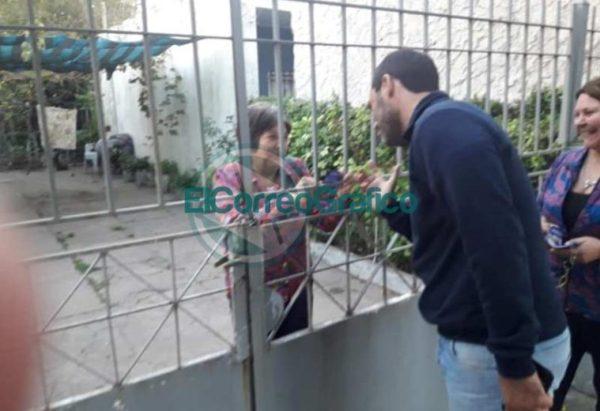 Mincarelli caminó con su propuesta electoral por El Camen 09