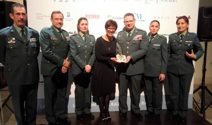 Resultado de imagen de VII Premio Valores a la Guardia Civil