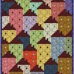 Proyecto 2: Quilt de casitas