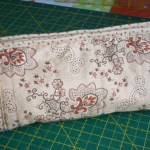Proyecto 5: Estuche de cuatro bolsillos (I)