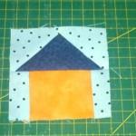 Minibloques de casas